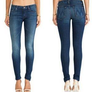 "MOTHER Denim ""The Looker"" skinny jeans"